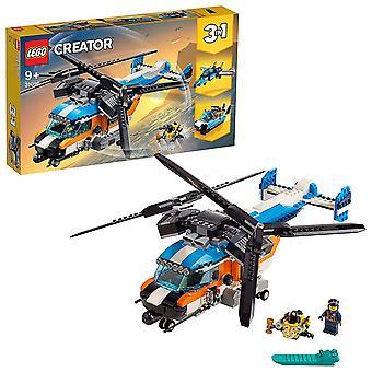 LEGO Creator 31096 3-i-1 Tvillinge rotor helikopter