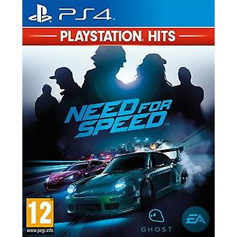 Need For Speed PS4 Game (Playstation Hits)