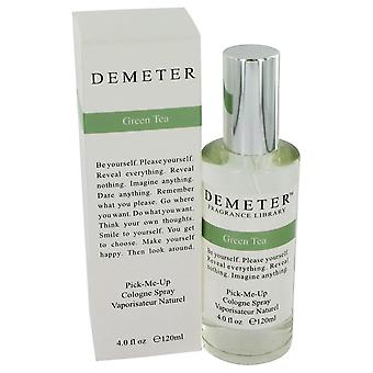 Demeter Green Tea by Demeter Cologne Spray 4 oz / 120 ml (Women)