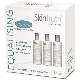 Skin Truth Skintruth Equalising Facial Kit (Try Me)