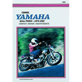 Yamaha XS650cc - 1970-78 (4th Revised edition) by Eric Jorgensen - Ha