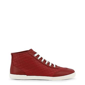 Gucci Women Red Sneakers -- 3914895600