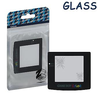 Replacement glass screen lens cover for nintendo game boy color