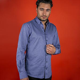Claudio Lugli Mercerized Cotton Shirt
