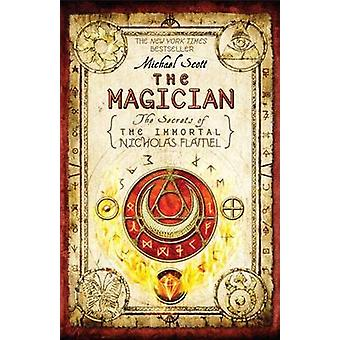 The Magician by Michael Scott - 9780385737289 Book