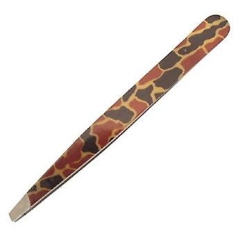 Strictly Professional Jungle Print Tweezers