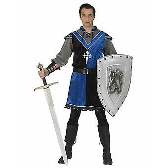 Costume de chevalier Chevalier Hommes Costume De chevalier médiéval