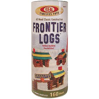 Frontier Logs 160 Pieces 160L
