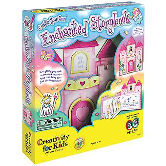 Create Your Own Enchanted Storybook Kit 105Ck