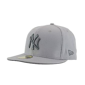 New cap was 59fity NY Yankees