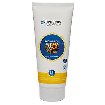 Benecos Gel doccia spinoso e Orange