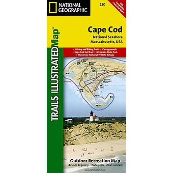 Cape Cod by National Geographic Maps