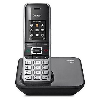 Gigaset Fixed Wireless S850 Dect Phone Black
