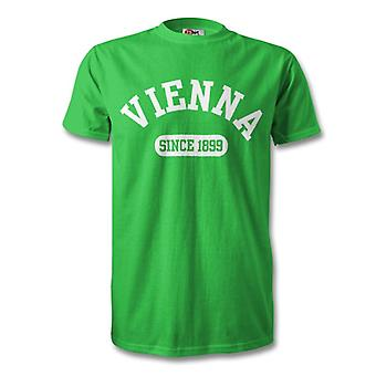Rapid Vienna 1899 Established Football T-Shirt