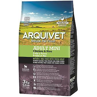 Arquivet Adult Mini Chicken & Rice (Dogs , Dog Food , Dry Food)