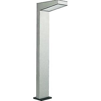 Solar outdoor free standing light 1.5 W Warm white Philips 178124716 Greenhouse Grey