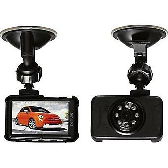 Dashcam Denver CCT-5001 Horizontal viewing angle (max.)=120 ° 12 V Battery, Display, Microphone