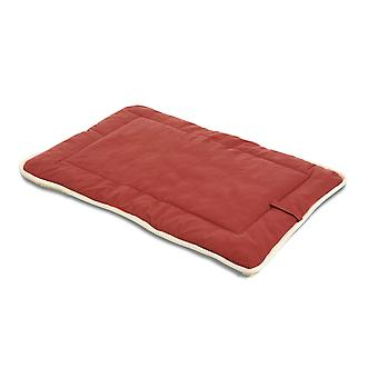 Dog Gone Smart Crate Mat Red 71x106cm