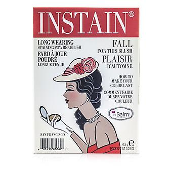 TheBalm Instain - # Swiss Dot 6.5g/0.23oz