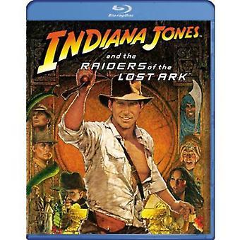 Indiana Jones & the Raiders of the Lost Ark [BLU-RAY] USA import