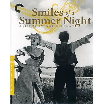 Smiles of a Summer Night [BLU-RAY] USA import