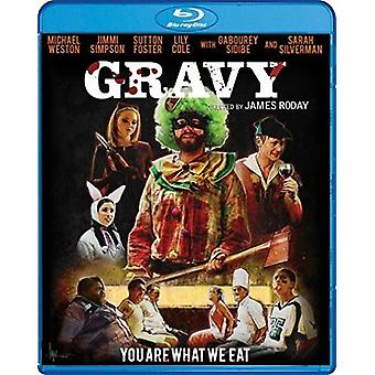 Gravy [Blu-ray] USA import