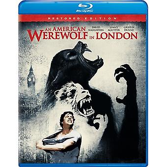 An American Werewolf in London [Blu-ray] USA import