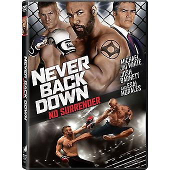 Never Back Down 3 [DVD] USA import