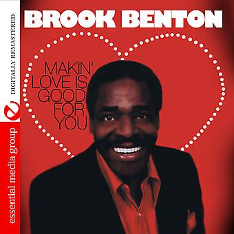 Brook Benton - Makin Love Is Good for You [CD] USA import