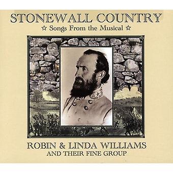 Robin Williams & Linda - Stonewall land: Sange fra the Musical [CD] USA import