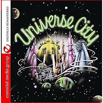 Wszechświat City - miasto wszechświata [CD] USA import
