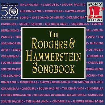 Rodgers & Hart - Rodgers & Hammerstein Songbook [CD] USA import