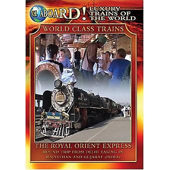 Royal Orient Express [DVD] USA importerer