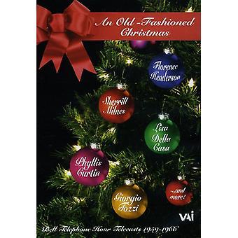 Old-Fashioned Christmas - Old-Fashioned Christmas [DVD] USA import
