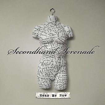 Secondhand Serenade - hoor mij nu [CD] USA importeren
