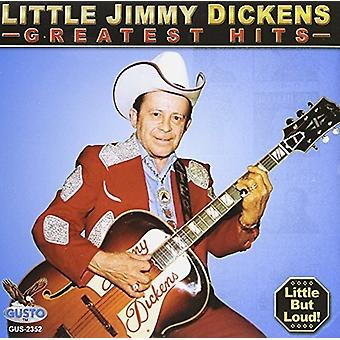 Jimmy Dickens - Greatest Hits [CD] USA import