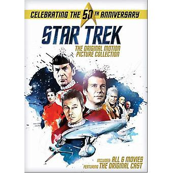 Star Trek: Original Motion Picture Collection [DVD] USA import