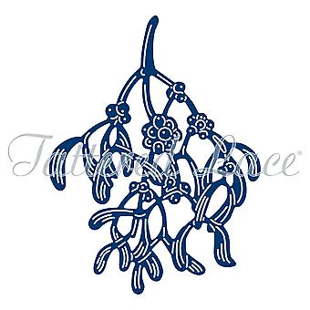 Tattered Lace Hanging the Mistletoe Die