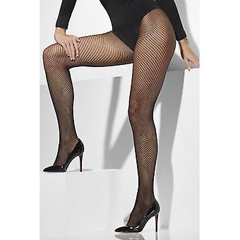 Fishnet tights black NET tights fine mesh