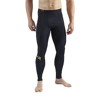 Sub Sports Mens Leggings Muscle Recovery Compression Fit Post Work Out