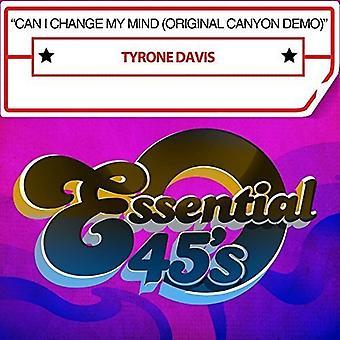 Tyrone Davis - Can I Change My Mind [CD] USA import