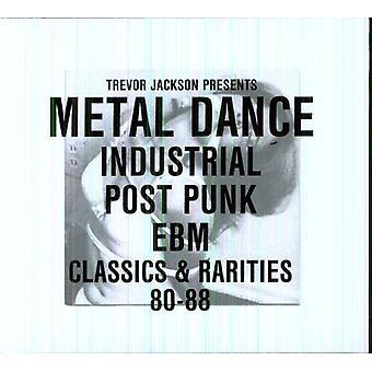 Trevor Jackson Presents - Metal dans: Industriel Post Punk Ebm klassikere & Rasmussen [CD] USA import