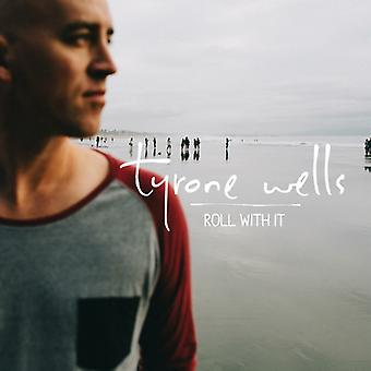 Tyrone Wells - rulle med det [CD] USA import