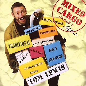 Tom Lewis - blandet gods [CD] USA import