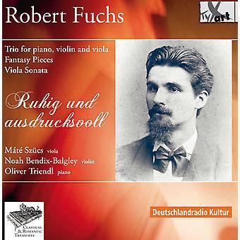 Fuchs / Szucs / Bendix-Balgley / Deluxe - Ruhig Und Ausdrucksvoll [CD] USA import
