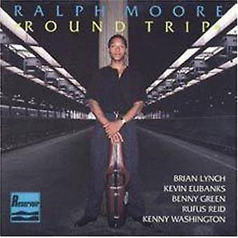Ralph Moore - rundtur [CD] USA import