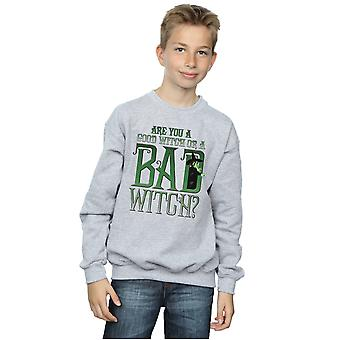 Wizard of Oz Boys Good Witch Bad Witch Sweatshirt