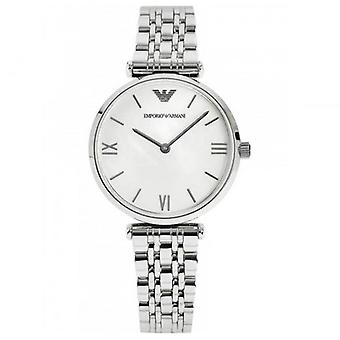 Armani Watches Ar1682 Silver Stainless Steel Ladies Watch