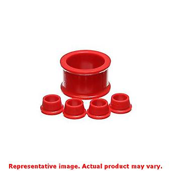 Energy Suspension Rack And Pinion Bushing Set 16.10103R Red Fits:ACURA 1990 - 1