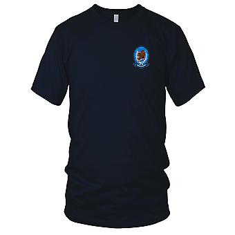 US Navy VA-122 Attack Squadron Embroidered Patch - Flying Eagles Mens T Shirt